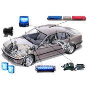 Монтаж спецоборудования на автомобили фото