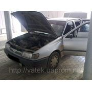 Замена масла на Nissan Донецк. фото