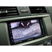 Установка камер заднего (переднего, бокового) вида на автомобили Донецк фото