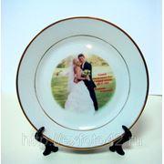 Фото на тарелку - от: фото