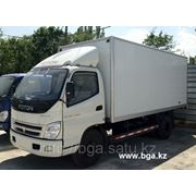 Фургон FOTON, 5-7 тн, кузов 5150×2050×2000 мм фото