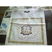 Пакет с логотипом, скидка* фото