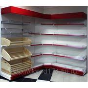 Стелажное обородование,Сборка-разборка стелажей,витрин,шкафов,мебели. фото