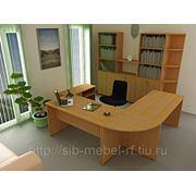 Мебель для офиса № 6 фото