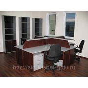 Мебель для офиса № 3 фото