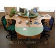 Мебель для офиса № 25 фото