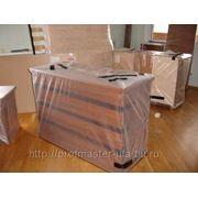 Упаковка мебели спец. материалами.
