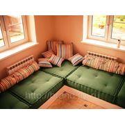 Изготовление мягкой мебели на заказ фото