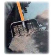 Сборщик отработанного сорбента с нефтепродуктами с водной поверхности ручной фото