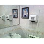 Реклама в туалетах фото