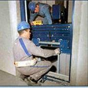 Подготовка лифтов к освидетельствованию фото