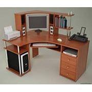 Стол компьютерный из мдф фото