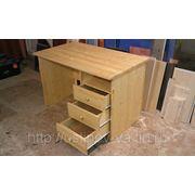 Мебель из массива(сосна,бук,дуб).Изготовление. фото