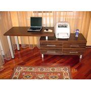 Компьютерный стол №29 фото