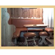 Комплект мебели для сауны