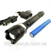Тактический фонарик Bailong BL-2826 Police 1000W