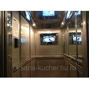 Реклама в лифтах элитных домов г.Москвы фото