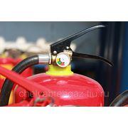 Замена ЗПУ для порошкового огнетушителя ОП-50/ ОП-100