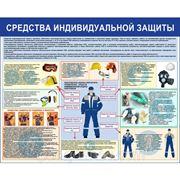 Средства Индивидуальной Защиты (пластик, 1000х1250 мм.) фото