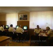 Подготовка по вопросам безопасности и инструктажа всех моряков фото