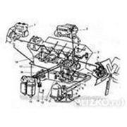 Двигатель для автомобиля Mitsubishi Minicab (Митсубиси Миникаб) контрактный фото