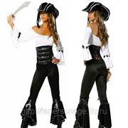 Прокат карнавального костюма «Пиратка» фото