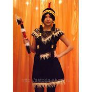 Платье Инду, костюм индейца фото