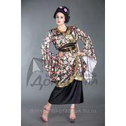 Японский костюм (женский) фото