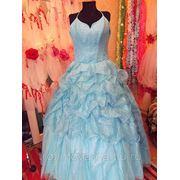 Бальное платье (на прокат - 3 дня) фото