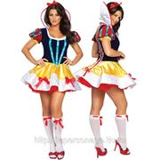 Прокат карнавального костюма «Белоснежка» фото