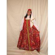 Прокат костюма «Русская красавица» фото