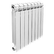 Радиатор биметаллический Оазис 500/80 8 секций фото