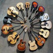 Уроки музыки для взрослых и детей (гитара) фото