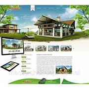 Дизайн сайтов, разработка сайтов фото