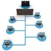 Настройка локальных сетей Монтаж серверных шкафов стоек смоленск фотография