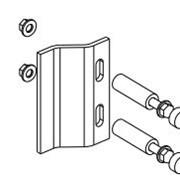 Навесной подвижный монтажный узел для крепления к проему УТ-07 фото