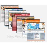 Создание сайта-каталога компании фото