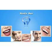 Сайт стоматологической компании dentadon.ru фото