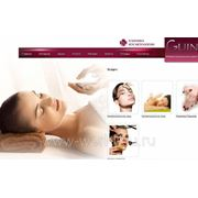 Сайт салона красоты фото