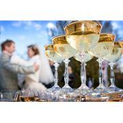 Свадьба в белом зале фото