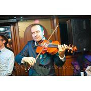 Скрипач на мероприятие в новосибирске