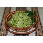 Салат зi свiжоi капусти - Салат из свежей капусты