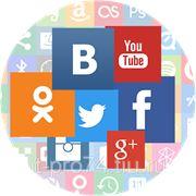 Создание и продвижение групп в социальных сетях фото