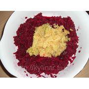 Салат «Свекла с черносливом»Рыжик фото
