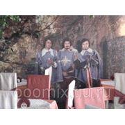 """Кафе""""Три мушкетёра"""" приглашает для проведения свадебных банкетов фото"""