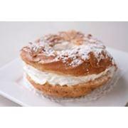 Пирожное кольцо фото