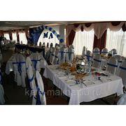 Свадьбы, юбилеи, торжества, банкеты. фотография