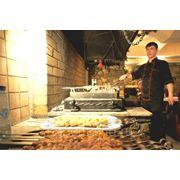 Приготовление блюд на открытом мангале фото