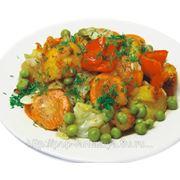 Рагу овощное фото