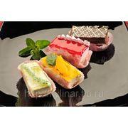 Пирожное «Суфле» фото
